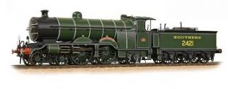 Bachmann 31-920 H2 class Atlantic 2421 Southern Olive green